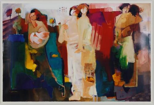 آرتچارت | اثر هنری ازحسام ابریشمی