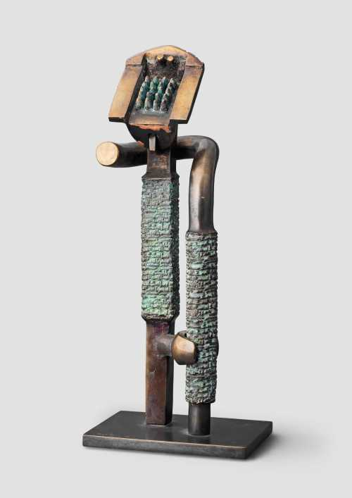 آرتچارت   اثر هنری ازپرویز تناولی