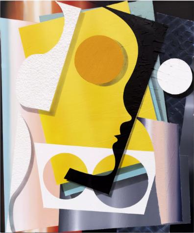 آرتچارت | اثر هنری ازهدی کاشیها