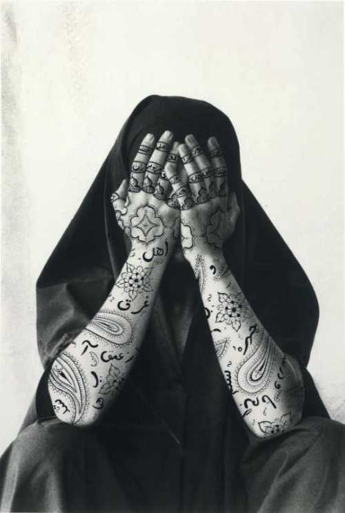 ArtChart   Stripped by Shirin Neshat