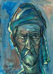 آرتچارت | شیخ ابوسعید ابوالخیر از هوشنگ پزشک نیا