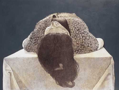 آرتچارت | اثر هنری ازاحمد مرشدلو