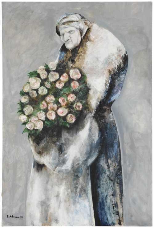 آرتچارت | اثر هنری ازبهمن محصص