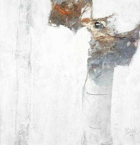 آرتچارت   White Branches از فریده لاشایی