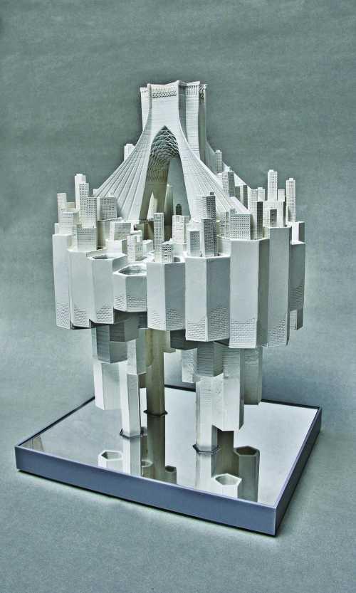 آرتچارت | اثر هنری ازکامبیز صبری