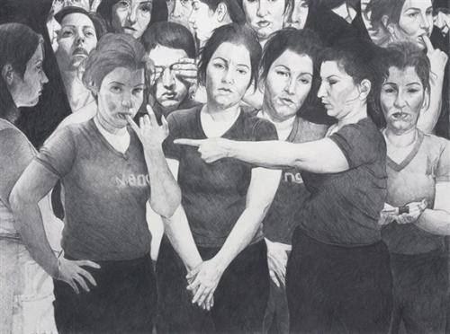 آرتچارت   اثر هنری ازاحمد مرشدلو