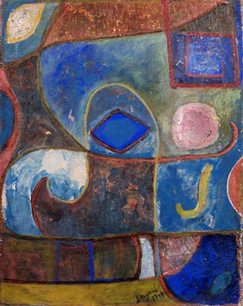 آرتچارت | اثر هنری ازسرژ رضوانی