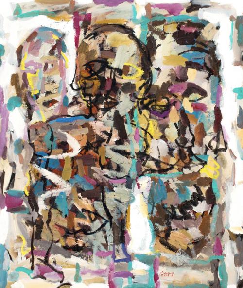 آرتچارت | اثر هنری ازأنس حمصي