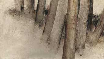 آرتچارت   Untitled (from the Trees series) از سهراب سپهری