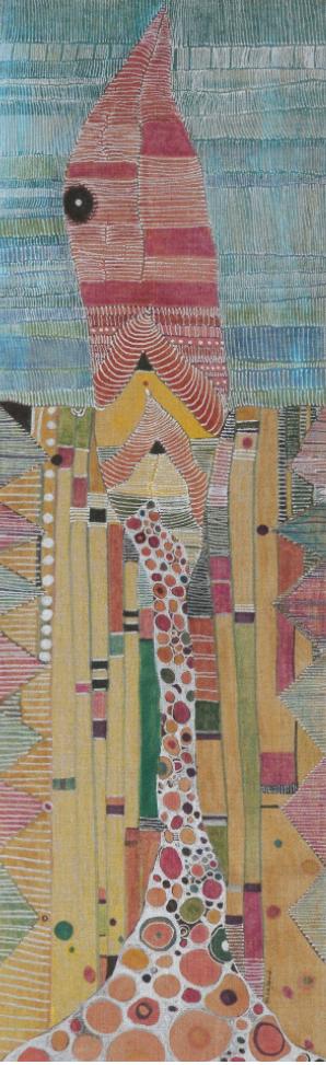 آرتچارت | اثر هنری ازأوغيت الخوري