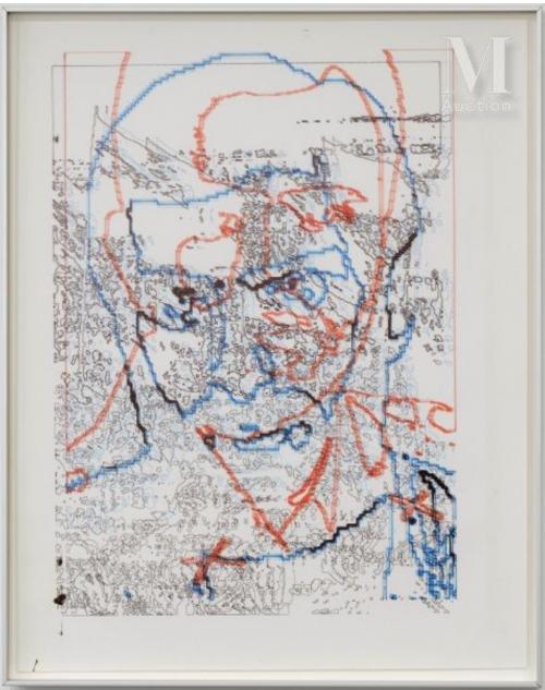 آرتچارت | اثر هنری ازمحمود بخشی
