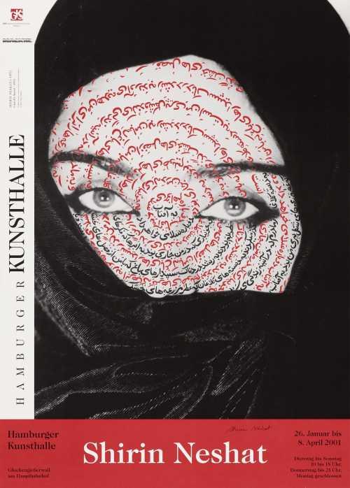 ArtChart   Artwork by Shirin Neshat
