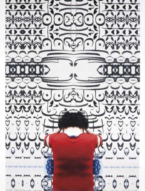 آرتچارت | اثر هنری ازرامین حائری زاده