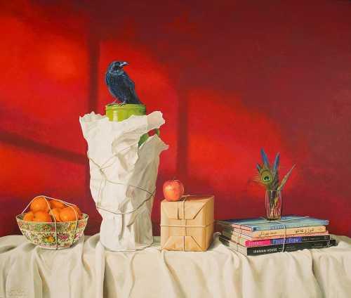 آرتچارت | اثر هنری ازعبدی اسبقی