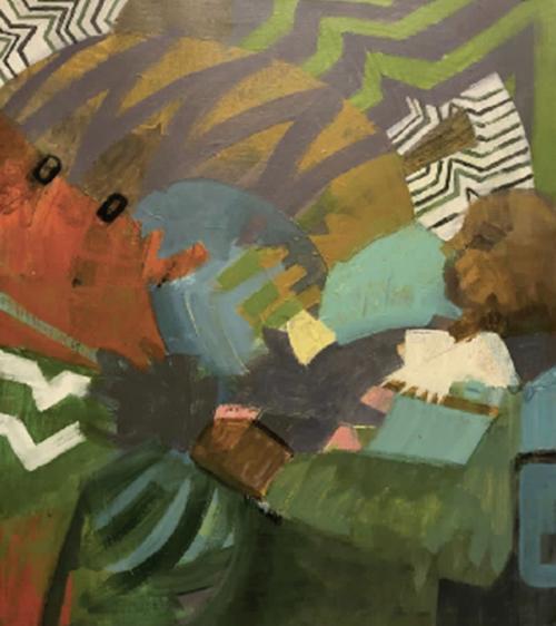 آرتچارت   اثر هنری ازادگارد مازیگی