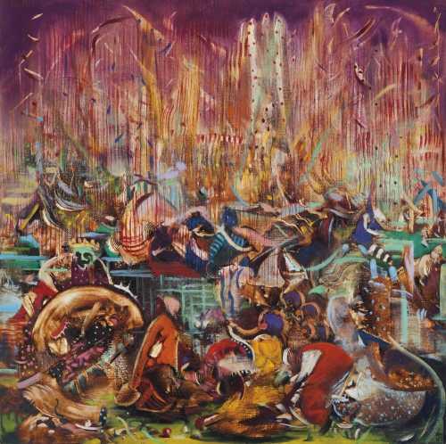 آرتچارت | اثر هنری ازعلی بنی صدر