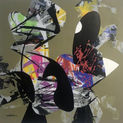 آرتچارت   اثر هنری ازچارلز خوری