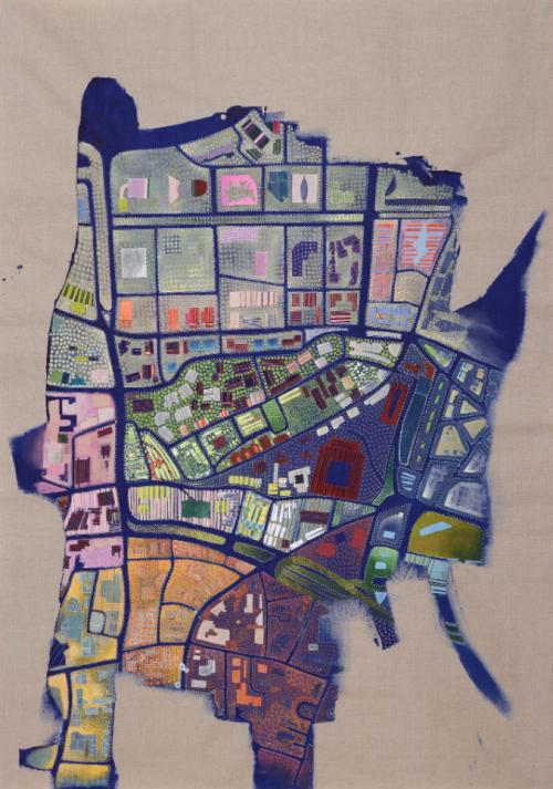 آرتچارت | اثر هنری ازدینا دیوان
