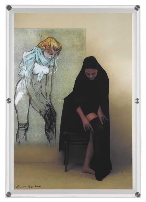 آرتچارت   اثر هنری ازآرمان استپانیان