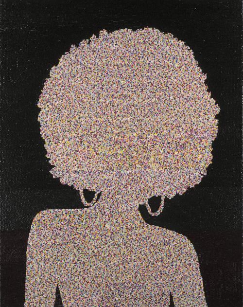آرتچارت   اثر هنری ازفرهاد مشیری