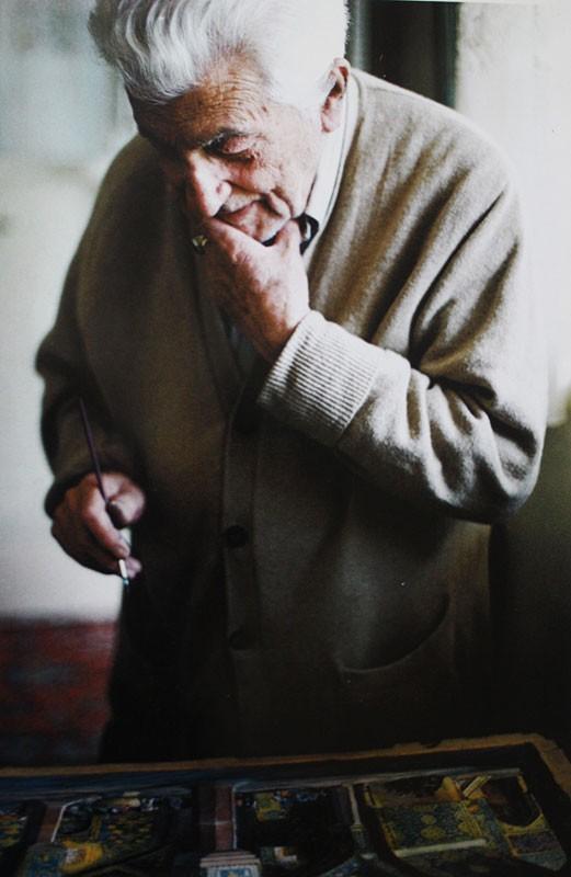 آرتچارت | آثار هنری هنرمند یرواند نهاپتیان