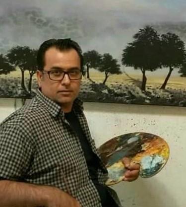 آرتچارت | آثار هنری هنرمند جواد علیمحمدی اردکانی