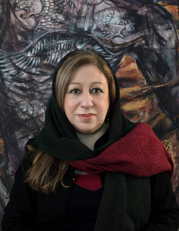 آرتچارت | آثار هنری هنرمند نیلوفر قادری نژاد